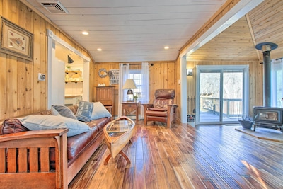 Coventry Vacation Rental Cottage | 1BR | 1BA | Single Story | 600 Sq Ft