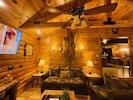 Mystic Lodge Main Living Area