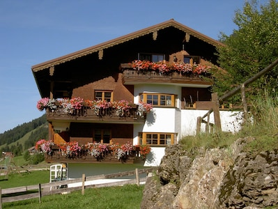 Balderschwang Ski Area, Balderschwang, Bavaria, Germany