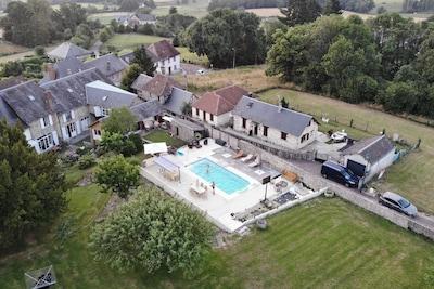 Masseret, Corrèze (département), France