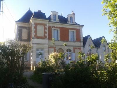 Champigny-sur-Veude, Indre-et-Loire (department), France