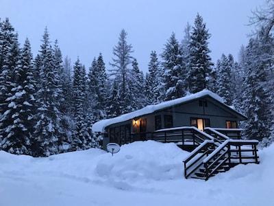 Swan Lake, Bigfork, Montana, United States of America