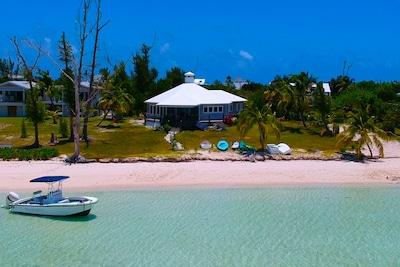 Scotland Cay, Hope Town, Bahamas
