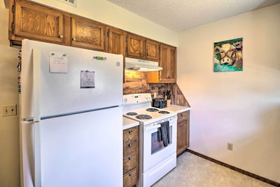 House Interior | Well-Equipped Kitchen