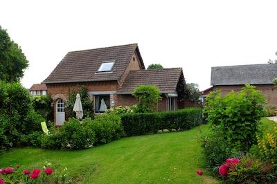 Longueville-sur-Scie, Seine-Maritime (département), France