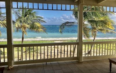 Estate Wood Cottage, Christiansted, Île Sainte-Croix, Îles Vierges des États-Unis