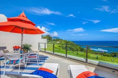Pu'u Hinahina Lookout, Waimea, Hawaii, United States of America