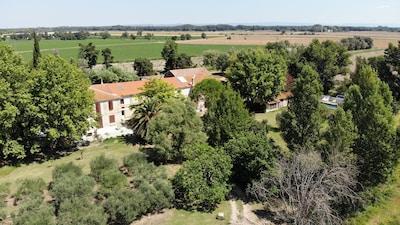 Musée de la Camargue, Arles, Bouches-du-Rhône (departement), Frankrijk
