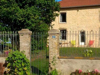Blainville-sur-l'Eau, Meurthe-et-Moselle (område), Frankrig