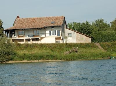 Crottet, Ain, France