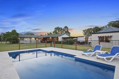 Station Lochinvar, Maitland, New South Wales, Australië