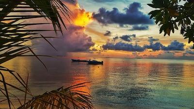Dhangethi, Południowy atol Ari, Malediwy