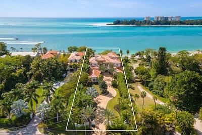 Shell Beach, Siesta Key, Florida, United States of America