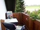Ferienwohnung 2 mit separater Küche und Wohnraumbelüftung-Balkon