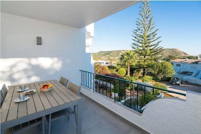 Praia Zavial, Vila do Bispo, Bezirk Faro, Portugal