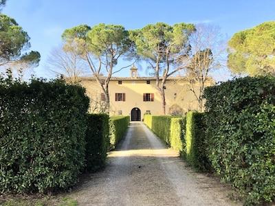 Bagnaia, Murlo, Toskana, Italien