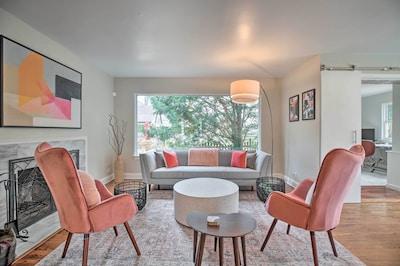 Glen Ellyn Vacation Rental | 2-Story Home | 4BR | 4BA | 3,000 Sq Ft