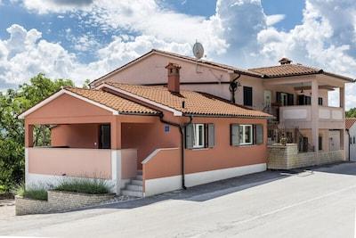 Picán, Istrien (Bezirk), Kroatien