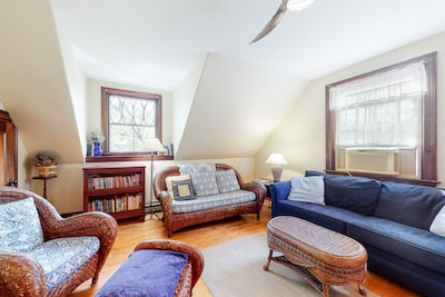 Munjoy Hill, Portland, Maine, États-Unis d'Amérique