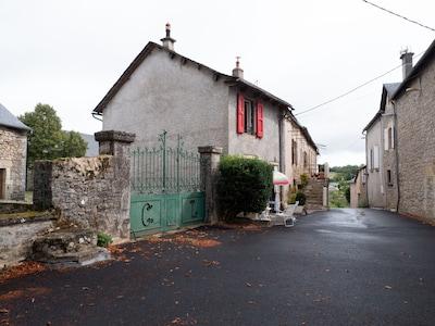La rue du Trauquet