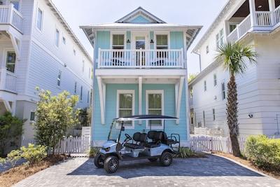 2021 EZ-GO 6 Passenger Golf Cart.   $600+/week value!!