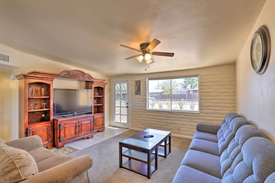 Tucson Vacation Rental   3BR   2BA   1-Story House   1,132 Sq Ft   Step Free
