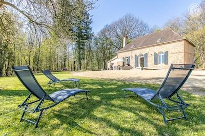 Mouthier-en-Bresse, Saone-et-Loire, France