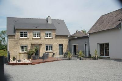 Saint-Georges-d'Elle, Manche, France