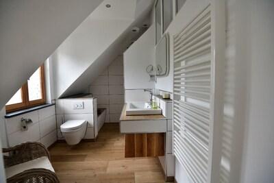 Appartement für 2 Personen-Appartement Bad groß