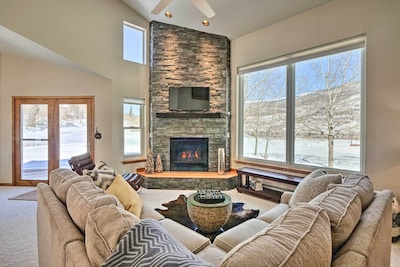 Silverthorne Vacation Rental | 4BR | 4BA | 2,185 Sq Ft | 2-Story Home