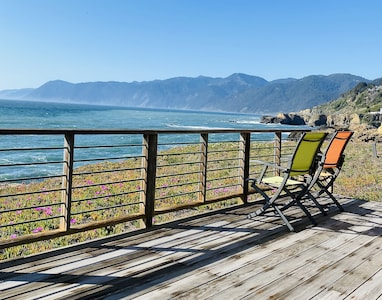 Abalone Point (point de vue remarquable), Shelter Cove, Californie, États-Unis d'Amérique