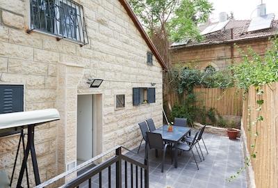 Emek Refaim, Jerusalem, Jerusalem District, Israel