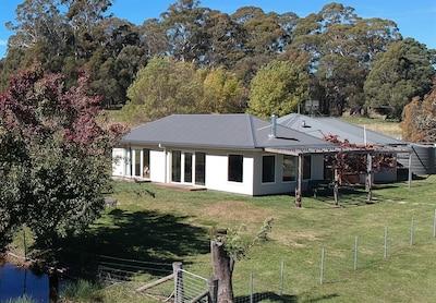 Monga National Park, Buckenbowra, New South Wales, Australia