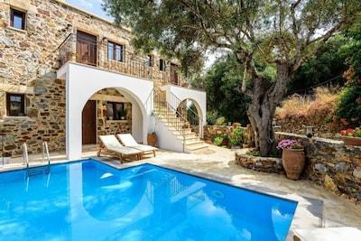 Skafi, Kantanos-Selino, Crète, Grèce