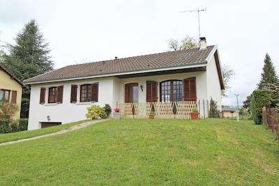 Gîte 'Plaisance' à Bujaleuf en Haute-vienne (Nouvelle Aquitaine)