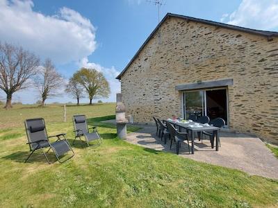 Saint-Poix, Mayenne, France