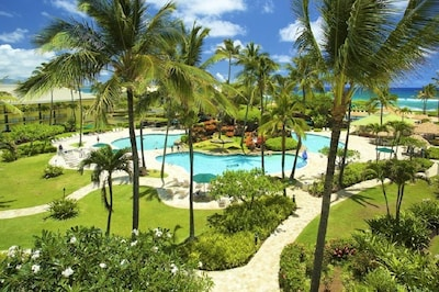 Lihue, Hawaï, États-Unis d'Amérique (LIH)
