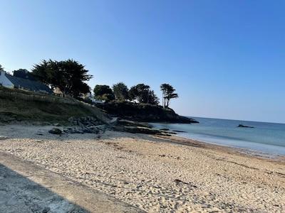 Kerfany-les-Pins, Moëlan-sur-Mer, Finistère, Francja