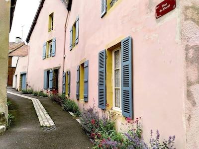 Blanzy, Saône-et-Loire (departement), Frankrijk