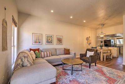 Tucson Vacation Rental   3BR   2BA   Single-Story Townhome   1,400 Sq Ft
