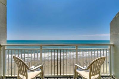 Sandy Beach Resort, Myrtle Beach, Caroline du Sud, États-Unis d'Amérique