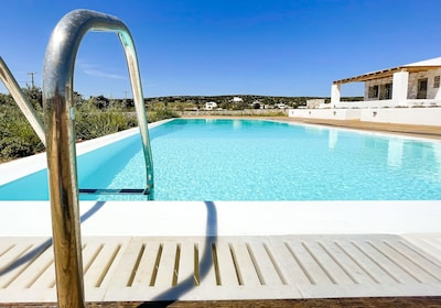 Relax at your private pool