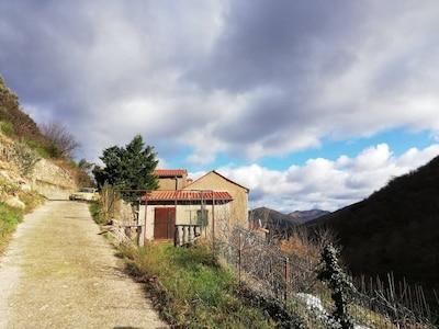 Valleraugue, Val-d'Aigoual, Gard, France