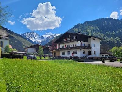 Wyciąg narciarski Almkopf, Bichlbach, Tyrol, Austria