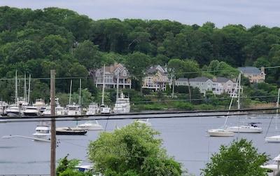 Caumsett State Historic Park Preserve, Huntington, Lloyd Harbor, New York, États-Unis d'Amérique