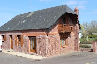 Fresnoy-Folny, Seine-Maritime, France