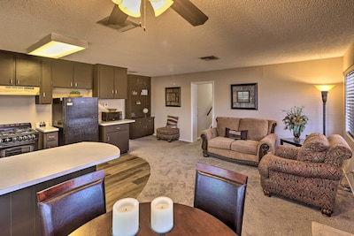 Bullhead City Vacation Rental   1BR   1BA   Stairs Required   1,000 Sq Ft