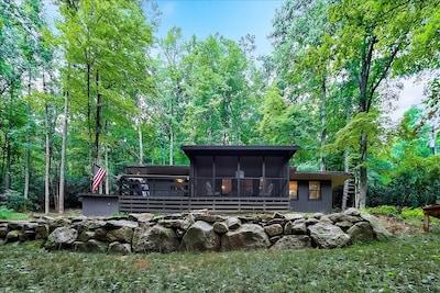 Mountain Bridge Wilderness Area, Cleveland, South Carolina, United States of America