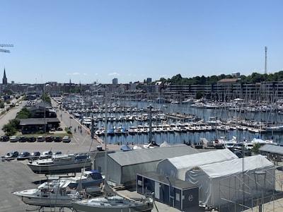 Λιμάνι του Ώρχους, Άαρχους, Midtjylland, Δανία