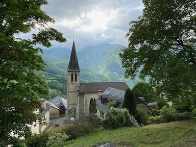 Eaux-Bonnes, Pyrenees-Atlantiques, France